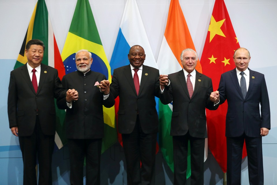 В Йоханнесбурге открылся десятый саммит БРИКС
