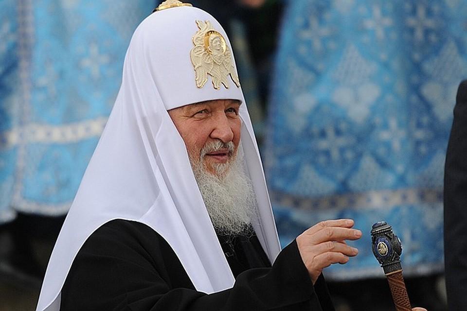 Патриарх Кирилл затронул непраздничную тему - желание киевских властей оторвать Украинскую православную церковь от Московского патриархата
