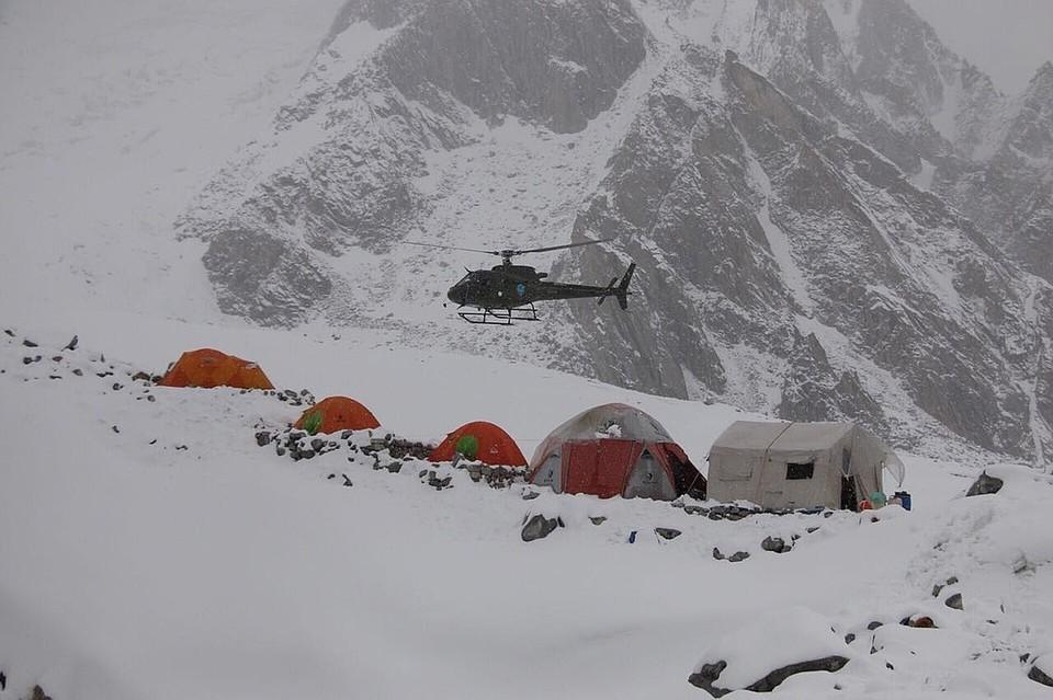 Андрей Волков прокомментировал спасение российского альпиниста в горах Пакистана. Фото: Анна Пиунова