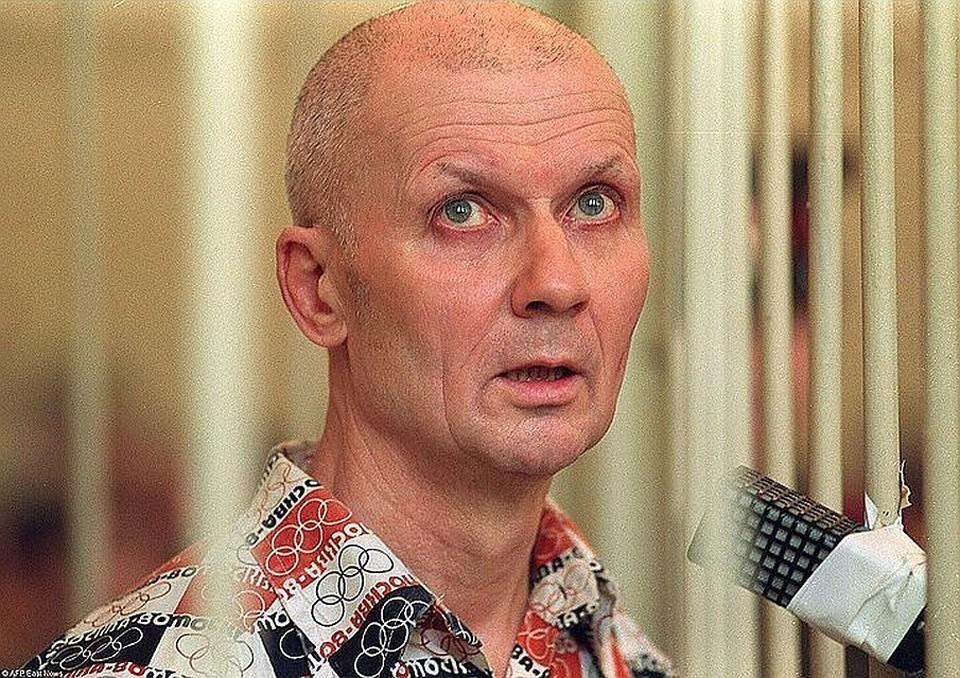 Андрей Чикатило - самый известный маньяк-убийца в истории России, печально прославившийся количеством жертв. Фото: EAST NEWS