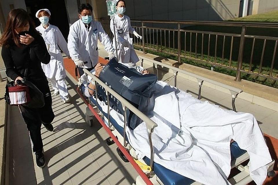 Жертвами крупного ДТП в Китае стали девять человек, трое пострадали