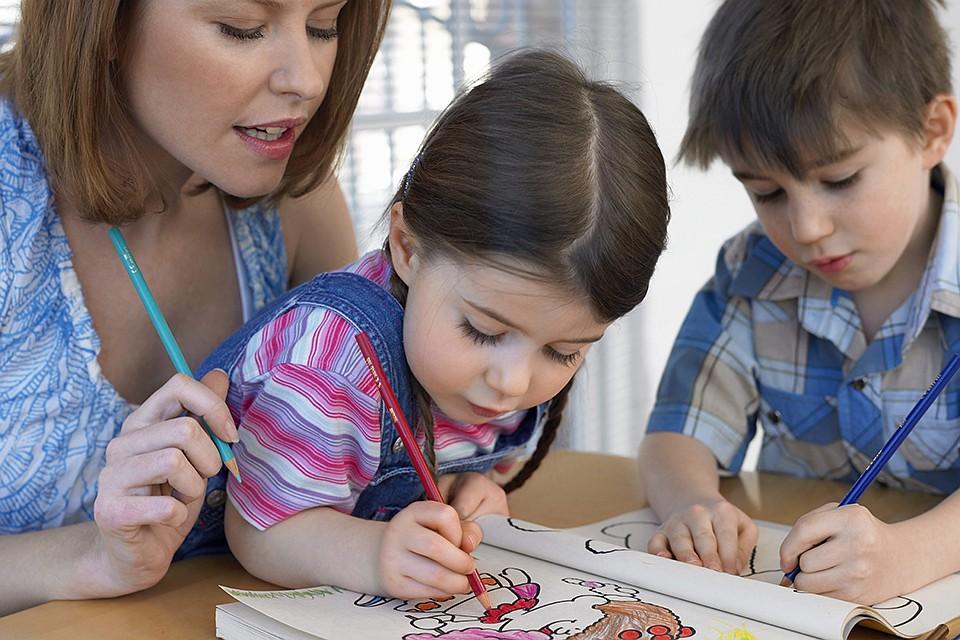 Истерия дополнительного образования захлестнула неокрепшие умы молодых мам.