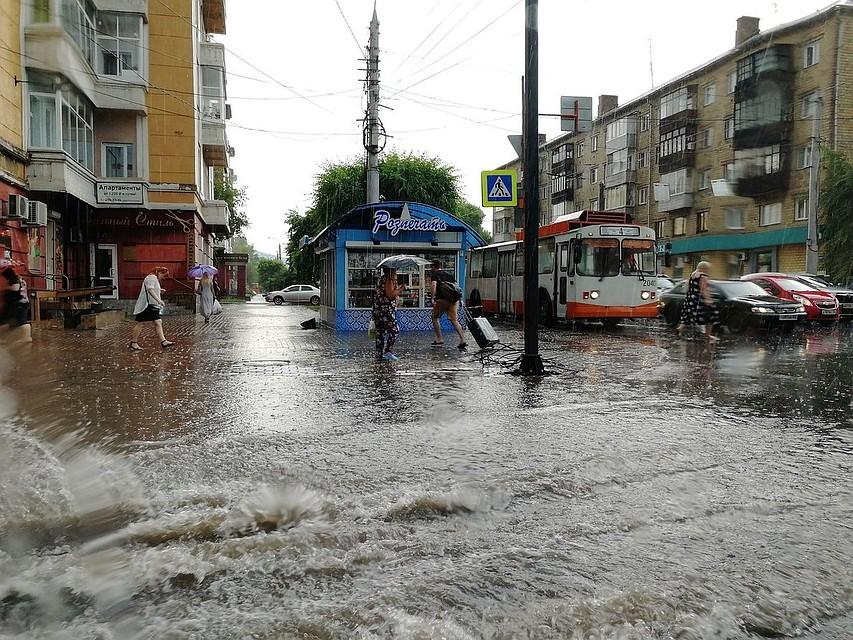 дождь в красноярске сегодня фото речь идет
