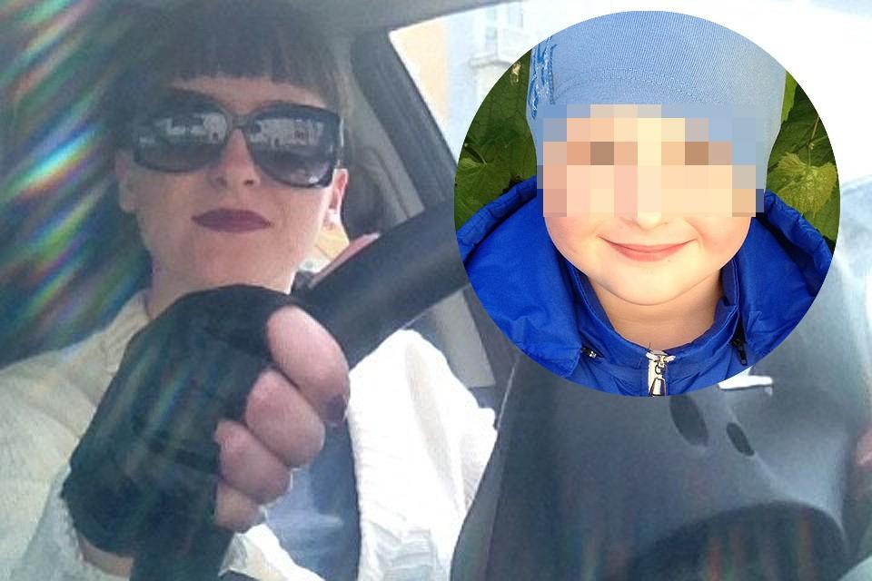 В подмосковном Ступино пятилетний мальчик задохнулся, оставленный матерью на три часа в машине.