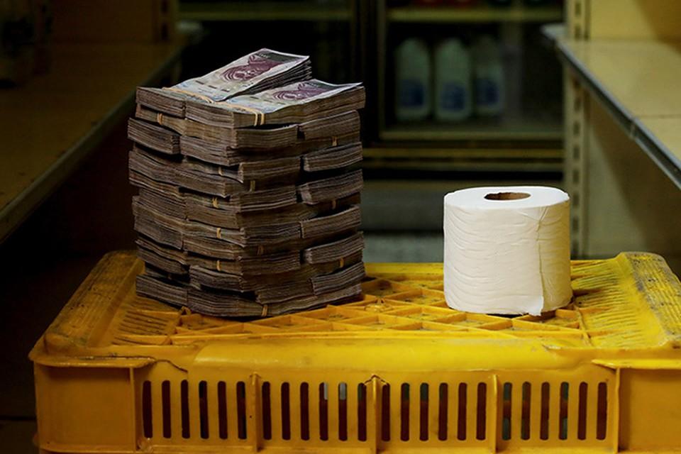Как устроена непростая жизнь венесуэльцем - очень хорошо проиллюстрировал фотограф агенства «Рейтерс»