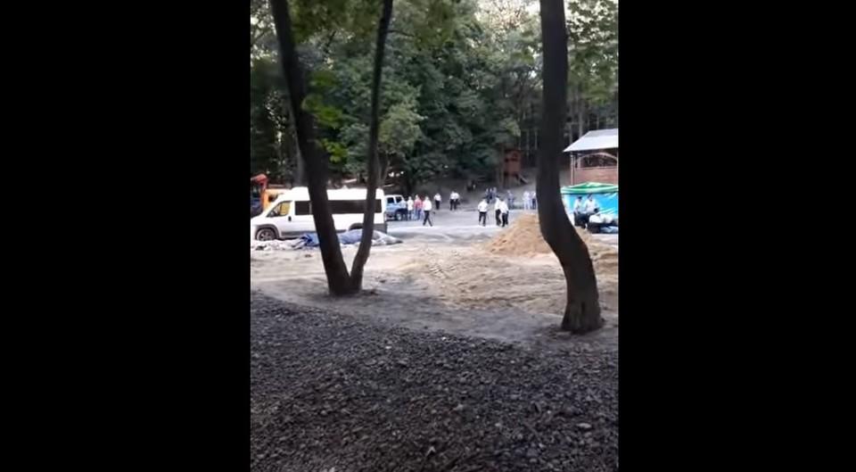 Фото: скриншот видео.