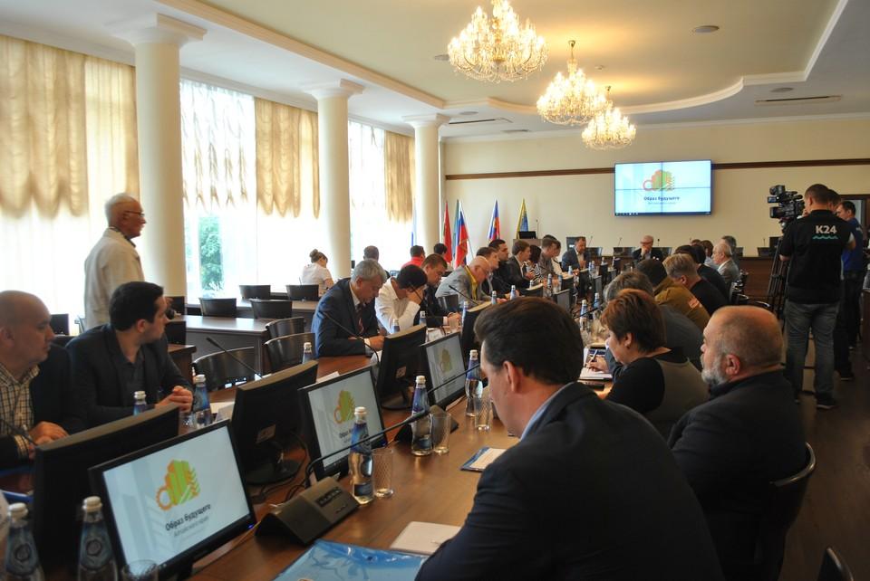 В Барнауле обсудили, каким должно быть будущее Алтая