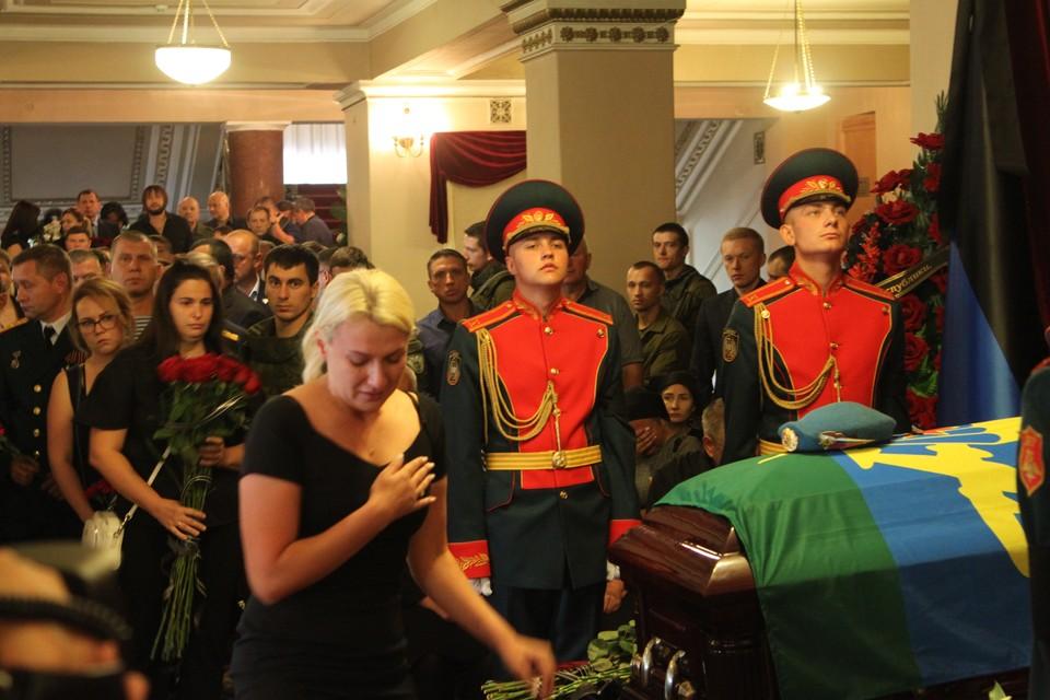 Дарья Морозова одна из первых попрощалась с Главой