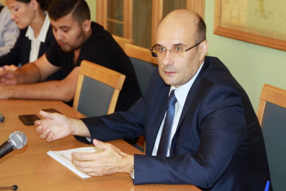 Андрей Буров дал пресс-конференцию по итогам Единого дня голосования в Ростовской области.