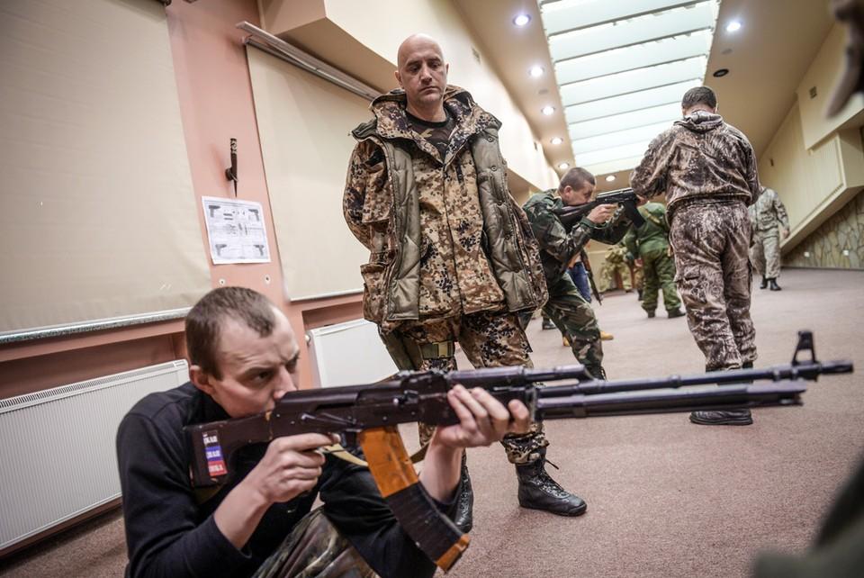 «Батальон Прилепина» оставался последним «вольным» подразделением.