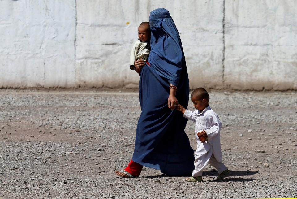 В Афганистане восемь детей погибли при подрыве мины