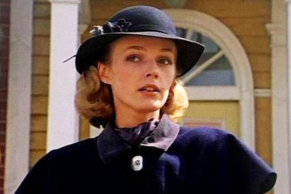 Актриса запомнилась зрителям по роли Мэри Поппинс в одноименном фильме. Фото: кадр фильма.