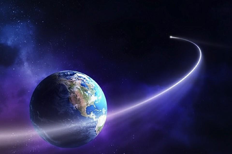 Астрономы определили, откуда к нам прилетел Оумуамуа
