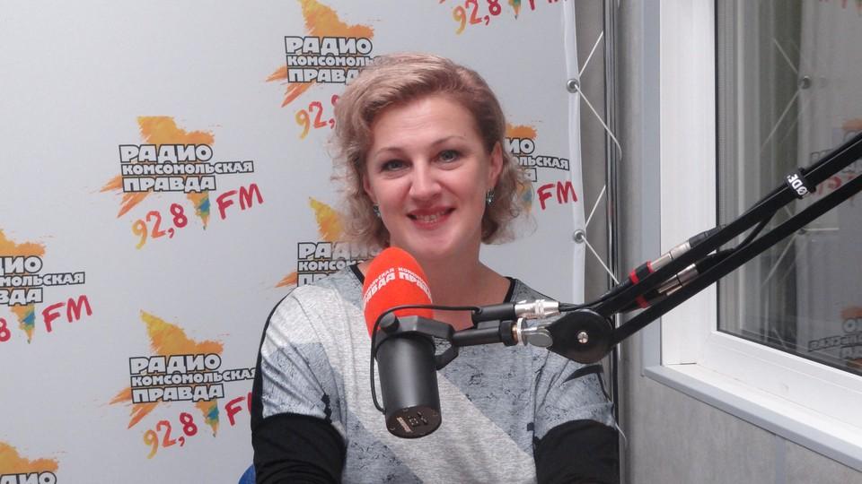 Кулинар-любитель Светлана Шестова