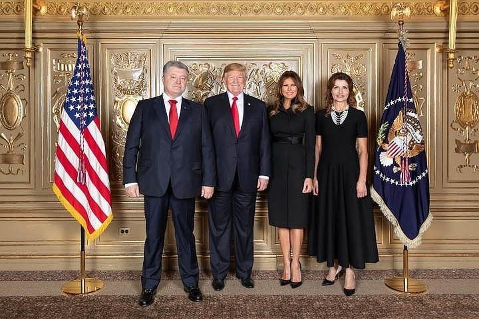 Фотографию обнародовал пресс-секретарь президента Украины Святослав Цеголко. Фото: Twitter/STsegolko