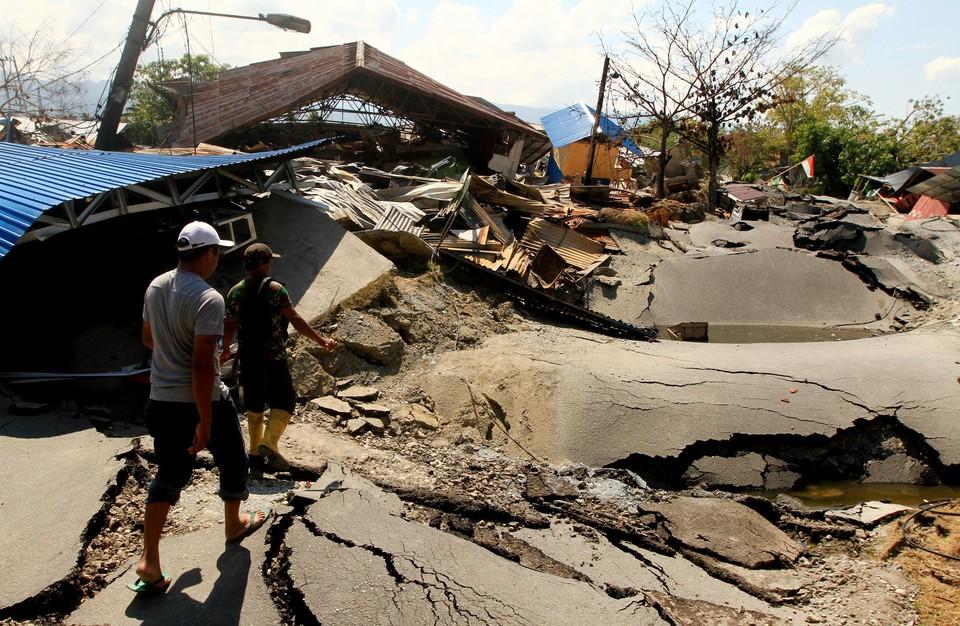 Жители пострадавших районов остро нуждаются в вещах первой необходимости