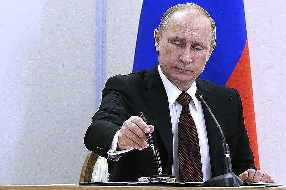 Президент России Владимир Путин. Фото: Михаил Метцель/ТАСС