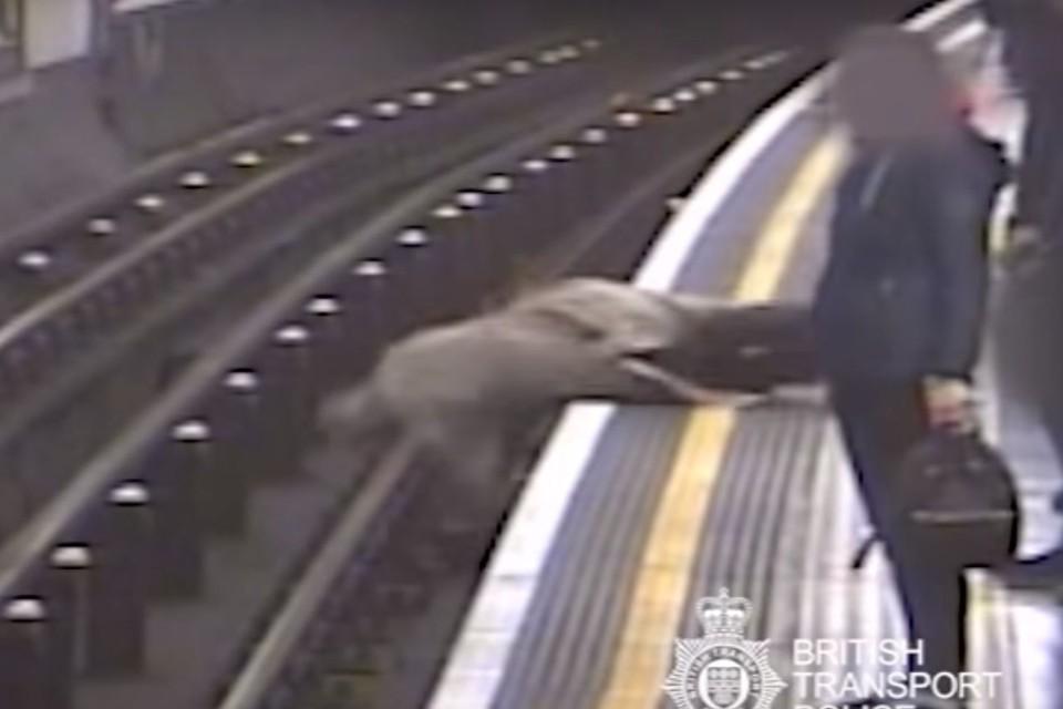 В Лондоне 91-летнего экс-главу Евротоннеля столкнули под поезд