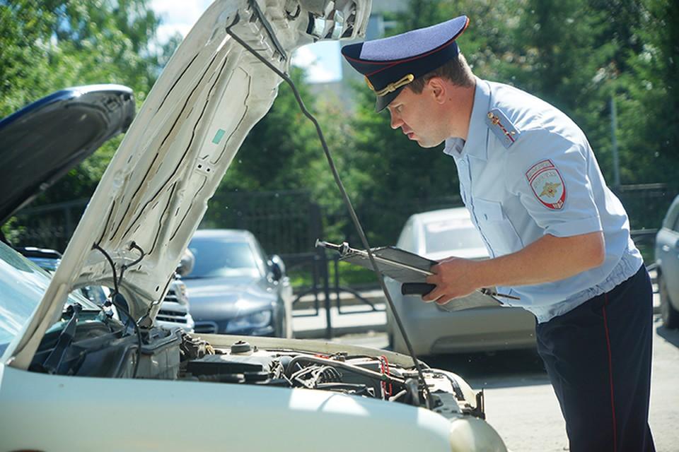 Упрощению подверглась и процедура регистрации в ГИБДД замены двигателя автомобиля