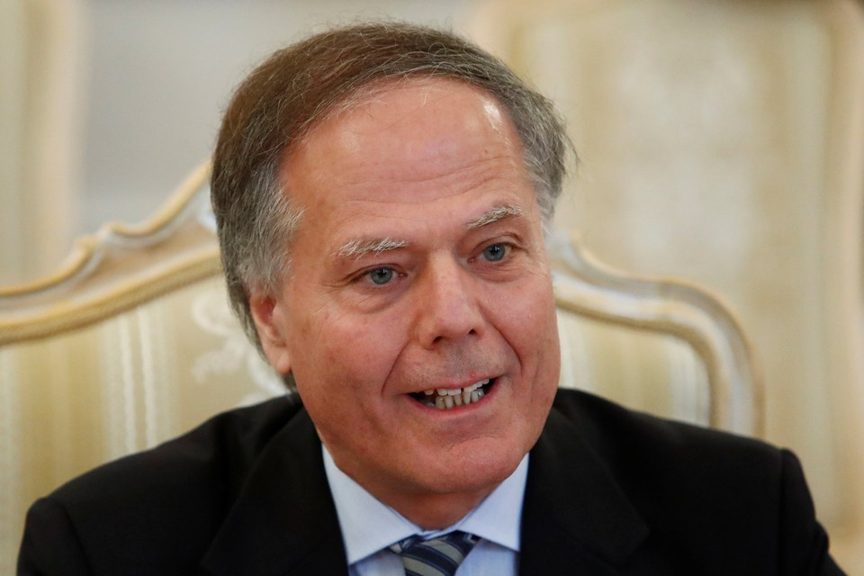 Глава итальянского МИД Энцо Моаверо-Миланези