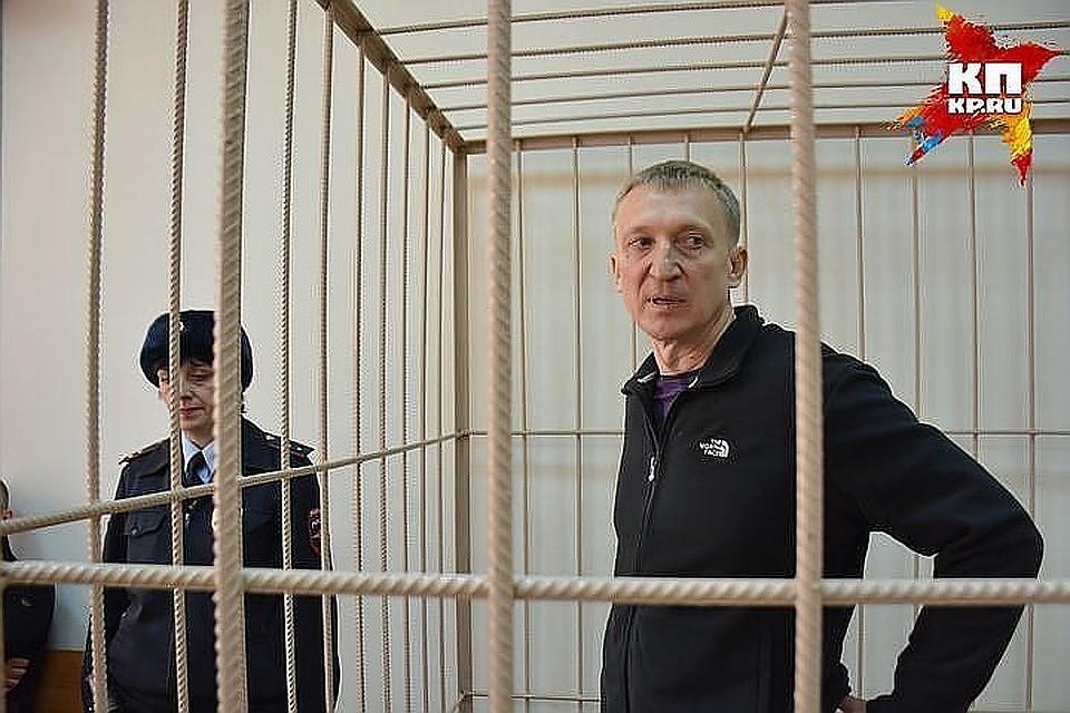 Сергей Калинкин Фото: Андрей КОЛПАКОВ