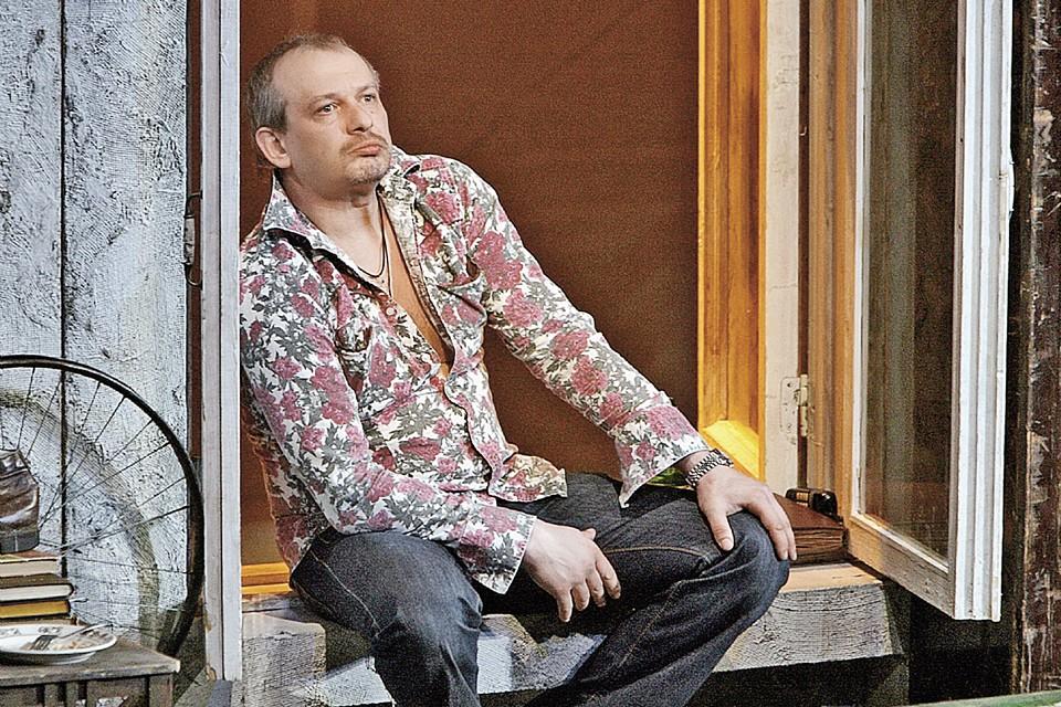 Дмитрий Марьянов был очень востребованным артистом - играл и в театре, и в кино. Фото: PhotoXPress.ru