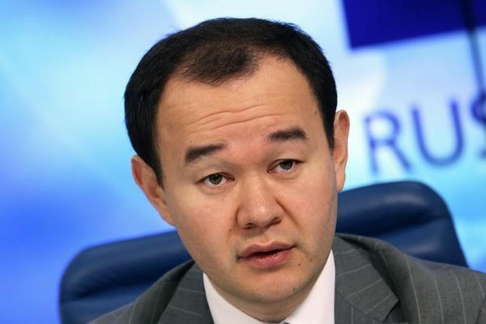 Денис Пак. Фото: ТАСС, Антон Новодережкин