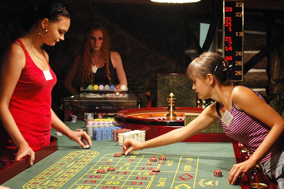 база подпольных казино