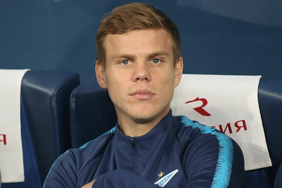 Главный ньюсмейкер последних двух дней – футболист «Зенита» и экс-игрок российской сборной Александр Кокорин.