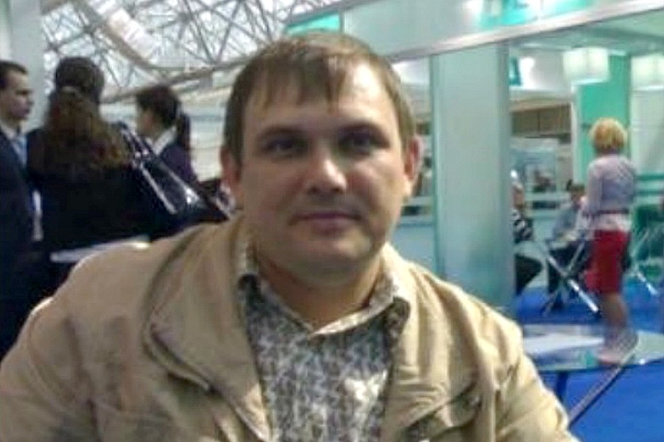 Виталий Петренко.