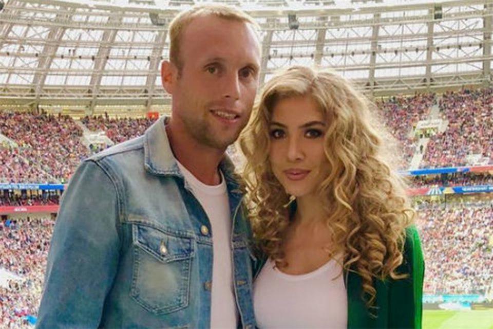 """Денис и Дарья Глушаковы прожили вместе девять лет. Фото: """"Инстаграм"""""""