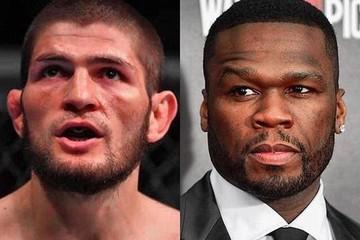 Рэпер 50 cent едет в Дагестан, чтобы договориться с Нурмагомедовым о его уходе из UFC