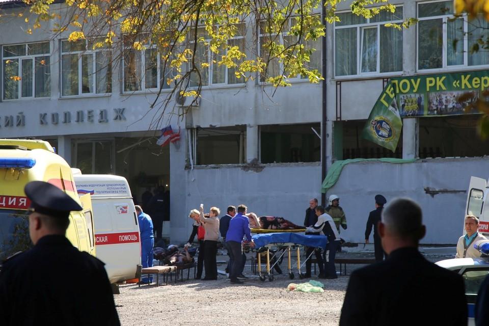 События в Керченском политехническом колледже
