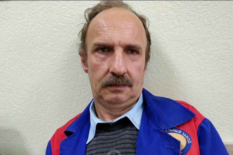 Архивариус Виталий Филиппович, 50 лет