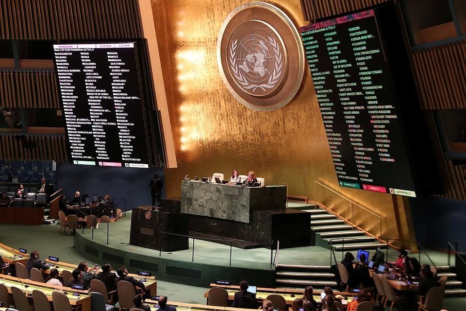 Россия выразила недовольство в ООН в связи с затягиванием возвращения беженцев в Сирию