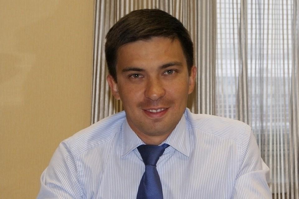 Депутат Евгений Мордовин. Фото: progrand.ru