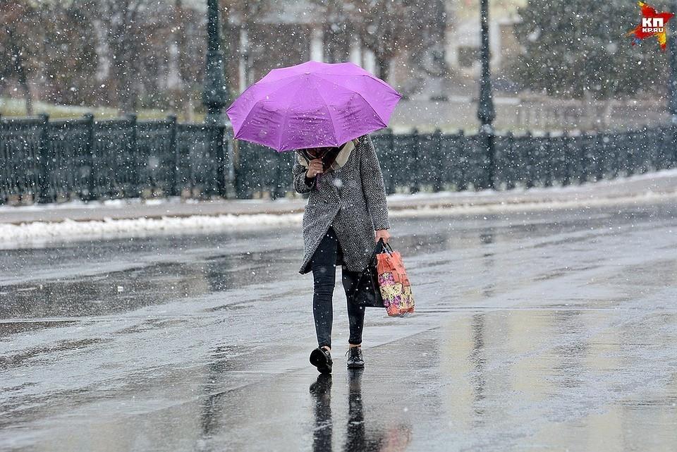 Москвичей призвали отказаться от автомобилей из-за снега и заторов