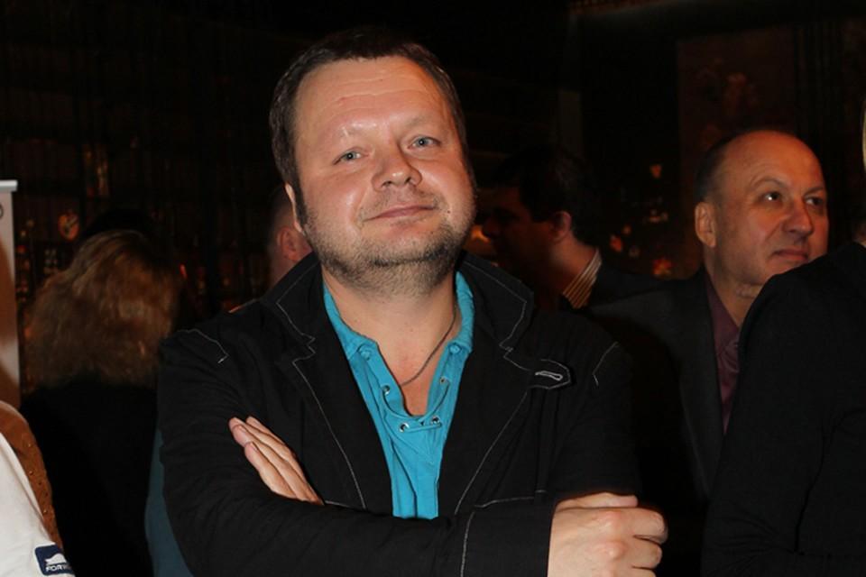 Основатель группы «Бахыт-Компот» Вадим Степанцов