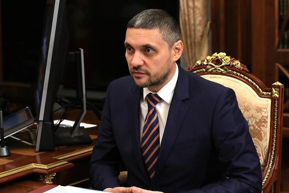 Александр Осипов. Фото: пресс-служба Кремля