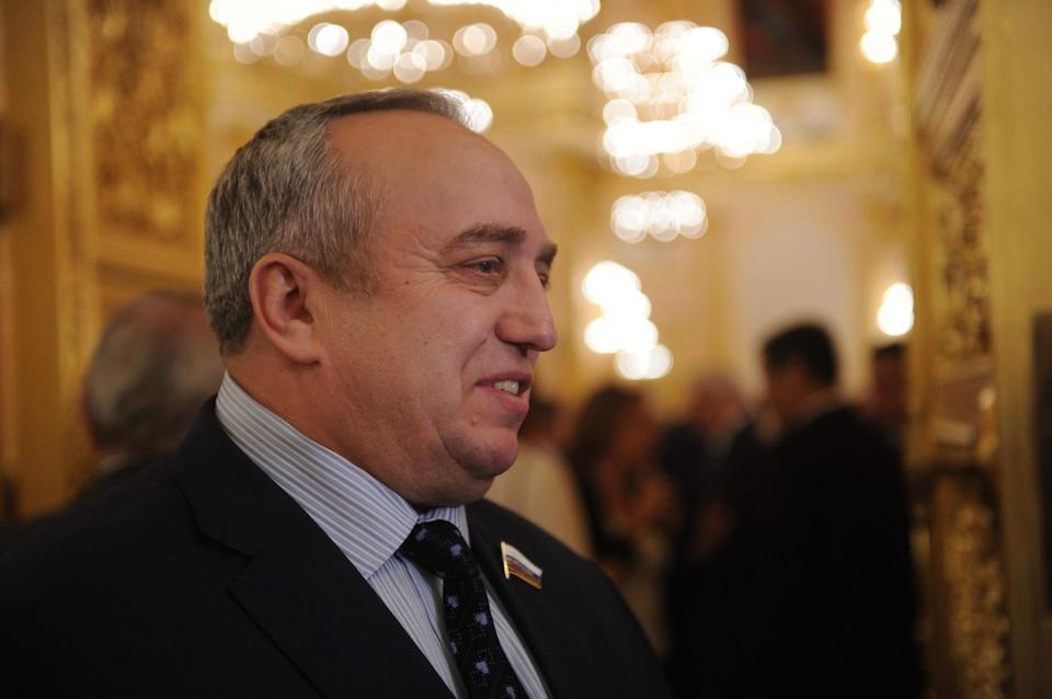 Первый заместитель председателя комитета по обороне и безопасности Совета Федерации Франц Клинцевич