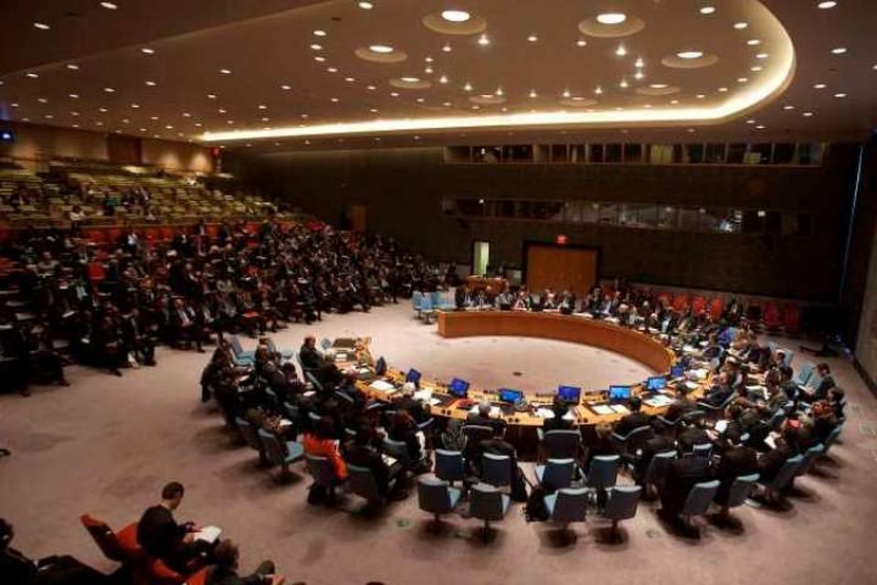 Постоянные члены СБ ООН выступили против Договора о запрете ядерного оружия