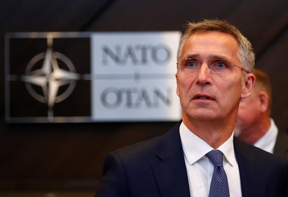 Столтенберг надеется на профессионализм со стороны российских военных