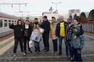 Ростовские болельщики взяли на выездной матч с «Краснодаром» портрет друга, которого не отпустила жена