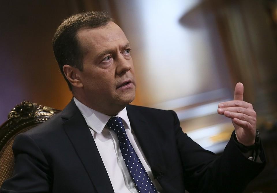 Медведев: Мировые цены на нефть достигли приемлемого для России уровня