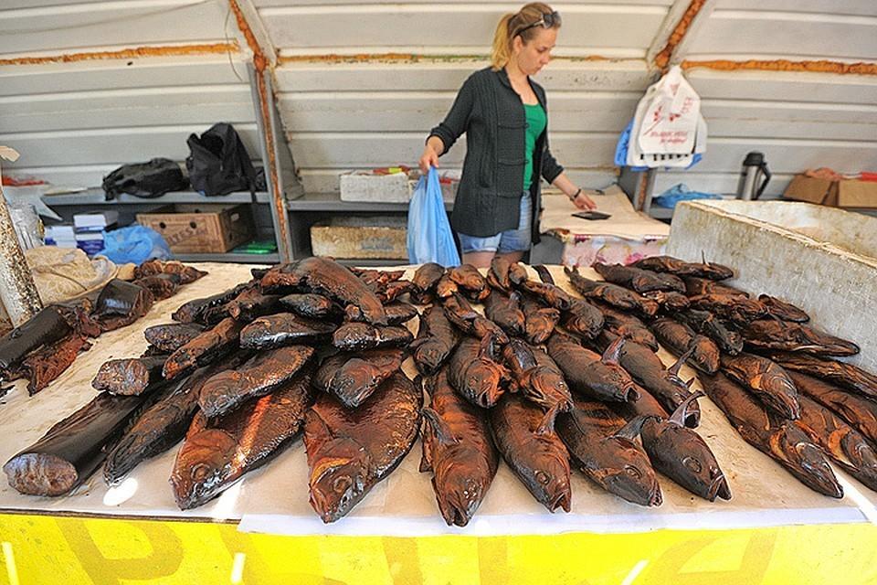 Рыба по доступной цене появилась в Приморье с 1 ноября