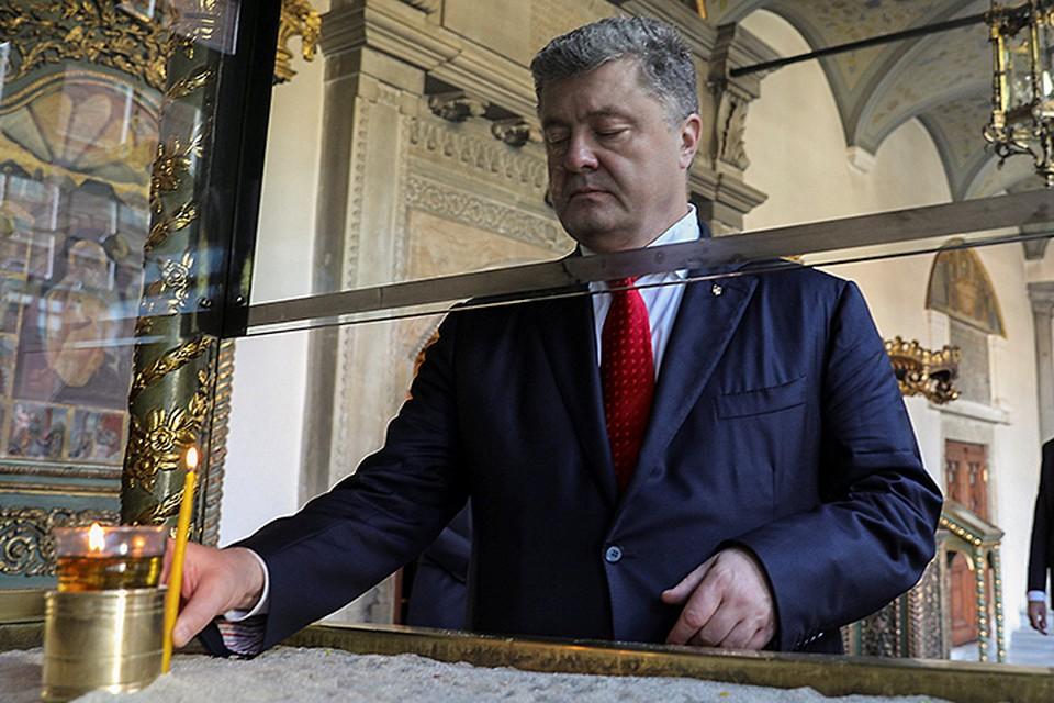 Видимо, Порошенко понимал, что приехав на Собор, он не добьется желаемого результата и просто опозорится