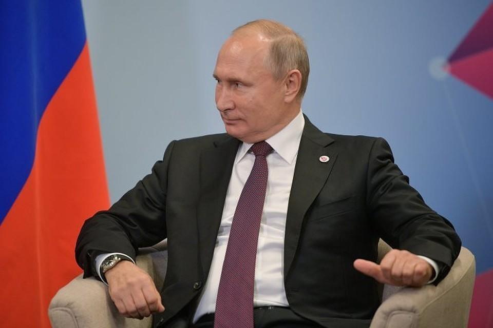 Президент РФ Владимир Путин заявил, что отсутсвие российских бизнесменов в Давосе не повлияет на авторитет страны.