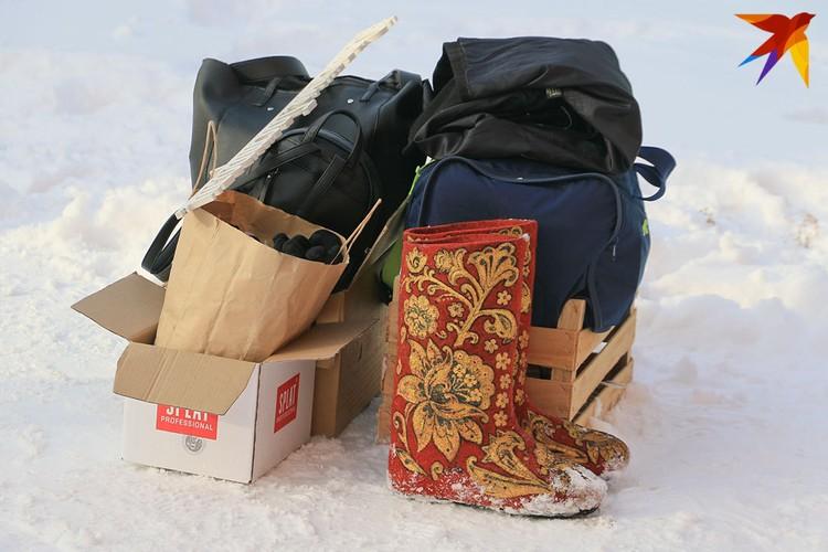 Как Дед Мороз отметил день рождения в Барнауле