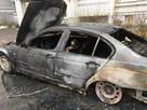 Во Владимире спящий мужчина чудом выжил, выскочив из горящей машины