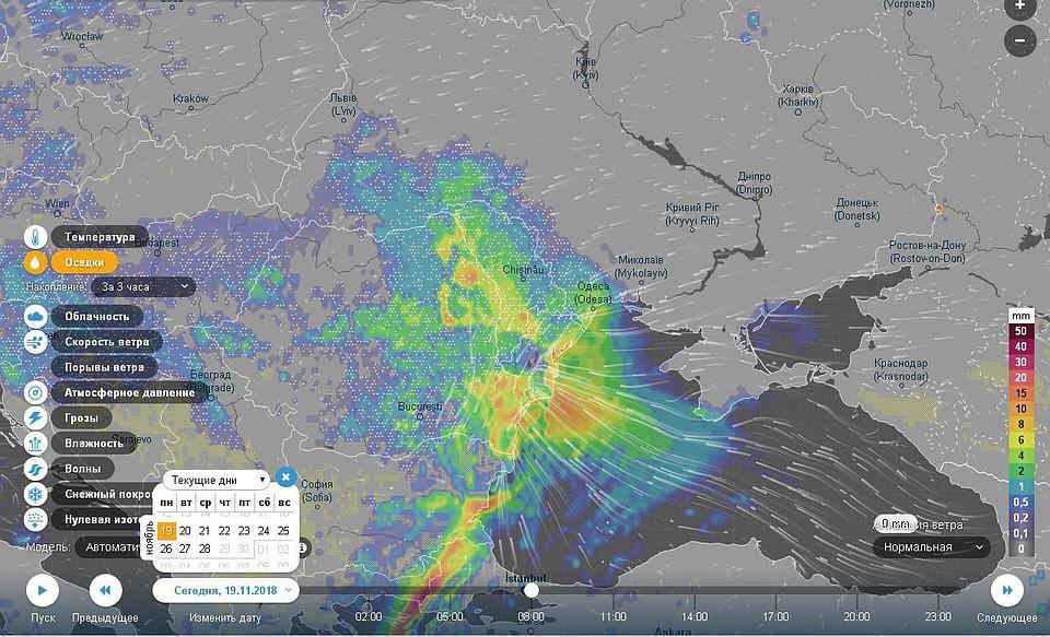 В ближайшие семь дней в Молдове будет морозно